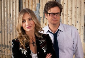 Gambit Colin Firth and Cameron Diaz