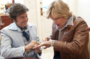 Behind-the-Candelabra_Michael-Douglas-Matt-Damon-leather-jacket_Image-credit-HBO