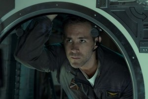 Rory Adams (Ryan Reynolds) in Columbia Pictures' LIFE.