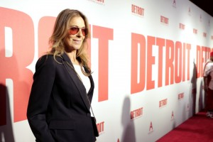 Mandatory Credit: Photo by Eric Charbonneau/REX/Shutterstock (8973248at) Kathryn Bigelow, Director/Producer Annapurna Pictures presents the World Premiere of 'Detroit', Detroit, USA - 25 Jul 2017