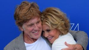Rober Redford e Jane Fonda