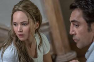 """Jennifer Lawrence e Javier Bardem, """"mother!"""" di Darren Aronofsky"""