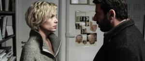 """Micaela Ramazzotti e Patrick Bruel in """"Una famiglia"""" di Sebastiano Riso"""