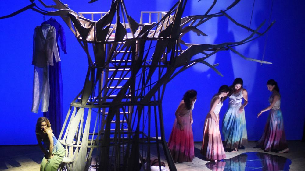 """L'uomo seme"""" di Violette Ailhaud, uno spettacolo di Sonia"""